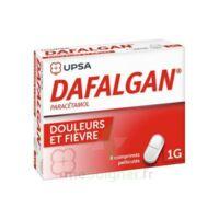 Dafalgan 1000 Mg Comprimés Pelliculés Plq/8 à ALBERTVILLE