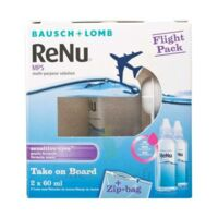 Renu Special Flight Pack, Pack à ALBERTVILLE