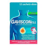 Gavisconell Suspension Buvable Sachet-dose Menthe Sans Sucre 12sach/10ml à ALBERTVILLE