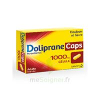 Dolipranecaps 1000 Mg Gélules Plq/8 à ALBERTVILLE