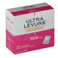 Ultra-levure 100 Mg Poudre Pour Suspension Buvable En Sachet B/20 à ALBERTVILLE