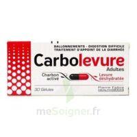 Carbolevure Gélules Adulte Plq/30 à ALBERTVILLE