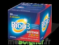 Bion 3 Défense Junior Comprimés à Croquer Framboise B/30 à ALBERTVILLE