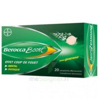 Beroccaboost Comprimés Effervescents B/20 à ALBERTVILLE