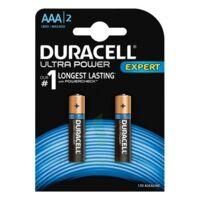 Duracell Aaa Ultra Power Pile B/2 à ALBERTVILLE