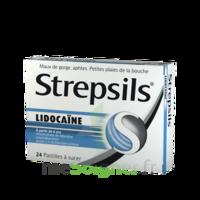 Strepsils Lidocaïne Pastilles Plq/24 à ALBERTVILLE
