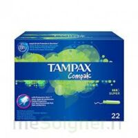 Tampax Compak - Tampon Super à ALBERTVILLE