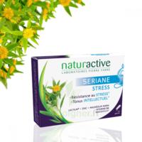 Naturactive Seriane Stress 30gélules à ALBERTVILLE