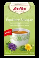 Yogi Tea Equilibre Basique 17 Sachets à ALBERTVILLE