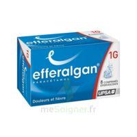 Efferalganmed 1 G Cpr Eff T/8 à ALBERTVILLE