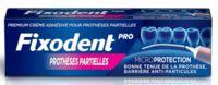 Fixodent Pro Crème Adhésive Pour Prothèse Partielle T/40g à ALBERTVILLE