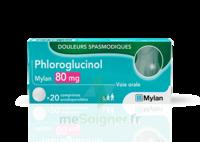Phloroglucinol Mylan 80 Mg, Comprimé Orodispersible à ALBERTVILLE