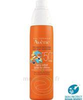 Acheter Avène Eau Thermale SOLAIRE Spray enfant 50+ 200ml à ALBERTVILLE