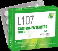 Lehning L107 Comprimés Orodispersibles 2plq Pvc/pvdc/alu/20 à ALBERTVILLE
