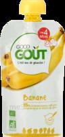 Good Goût Alimentation Infantile Banane Gourde/120g à ALBERTVILLE