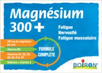 Boiron Magnésium 300+ Comprimés B/80 à ALBERTVILLE