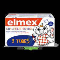 Elmex Duo Dentifrice Enfant, Tube 50 Ml X 2 à ALBERTVILLE