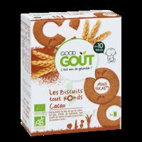 Good Goût Biscuit Tout Rond Cacao B/80g à ALBERTVILLE