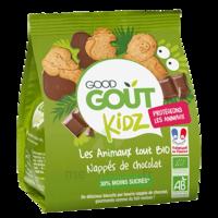 Good Goût Biscuit Animaux Nappé Chocolat B/120g à ALBERTVILLE