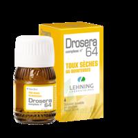 Lehning Drosera Complexe N°64 Solution Buvable En Gouttes Fl/30ml à ALBERTVILLE