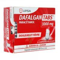 Dafalgantabs 1 G Cpr Pell Plq/8 à ALBERTVILLE