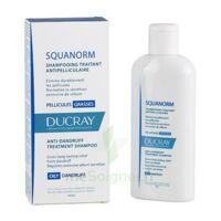 Ducray Squanorm Shampooing Pellicule Grasse 200ml à ALBERTVILLE