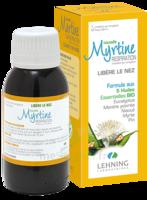 Lehning Myrtine Inhalante Solution D'inhalation Aux 5 Huiles Essentielles Bio 100ml à ALBERTVILLE